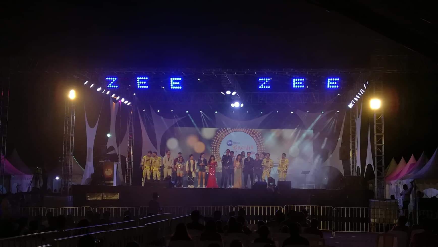 [Vidéo] Le show Zee Tv à Triolet avec les frères Soomaroo