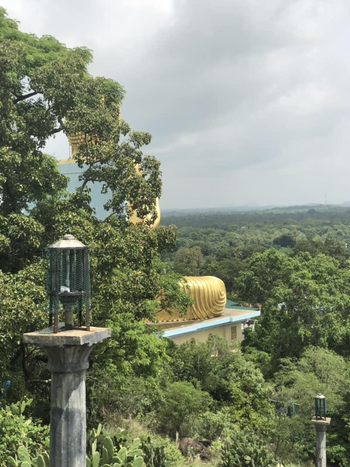 The Golden Temple Dambulla Sri Lanka