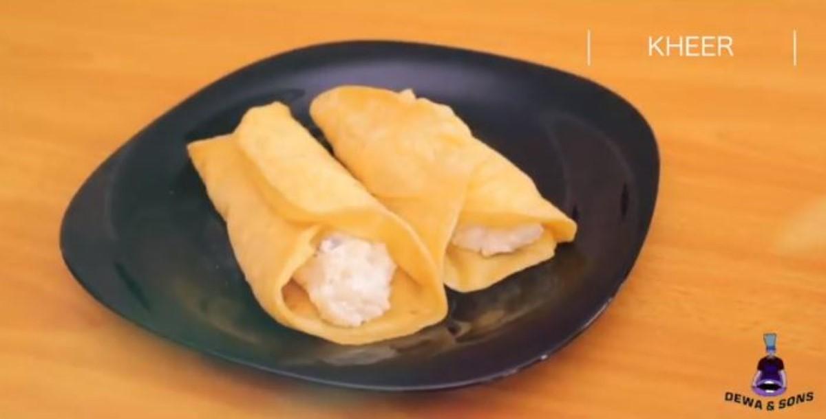 [Vidéo] La recette de Dewa & Sons : Dalpuri Kheer
