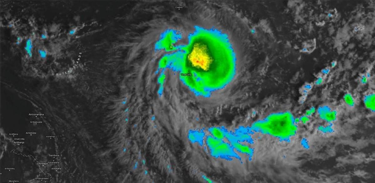 Photo: Page Cyclone class 4.