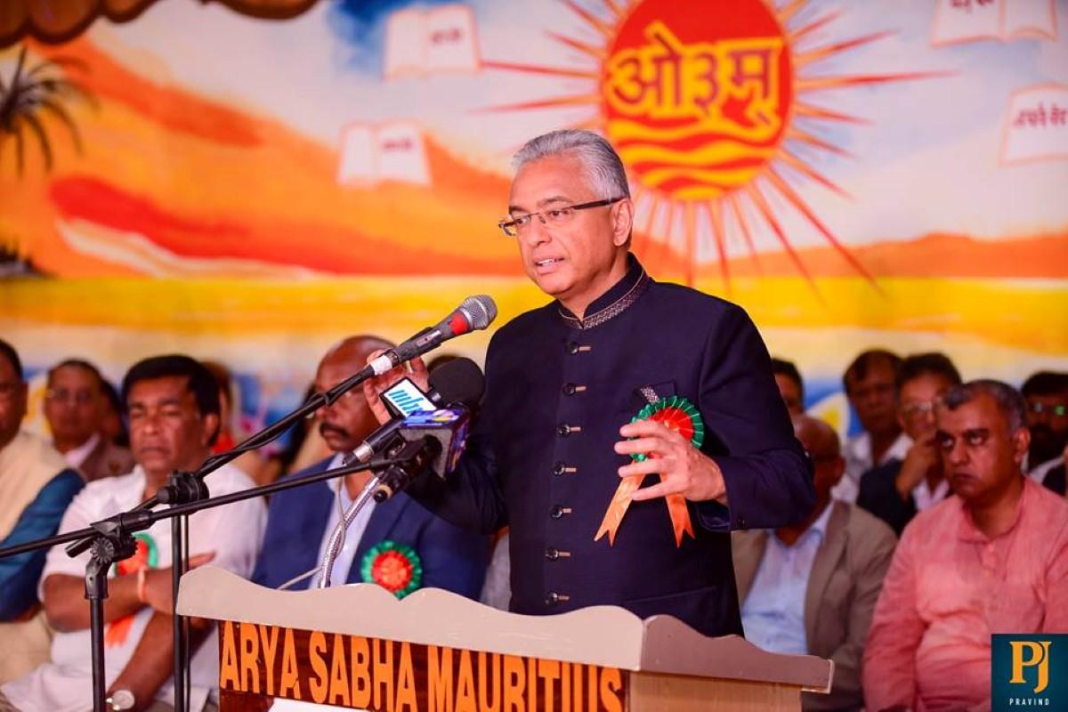 Drogue, politique, société… Pravind Jugnauth règle ses comptes