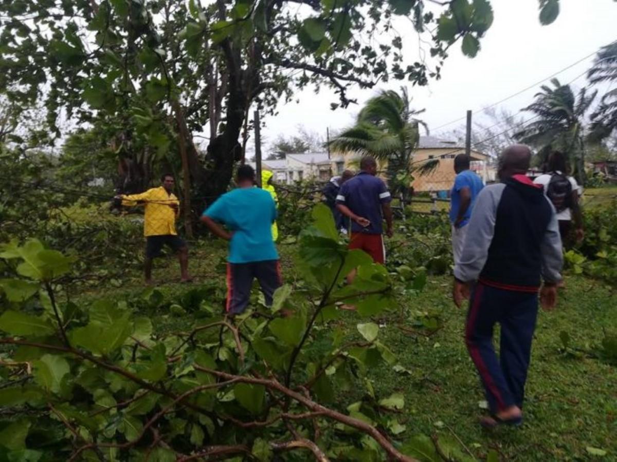 [Agalega] Post Alcide : Bilan et nettoyage sur l'île du Nord