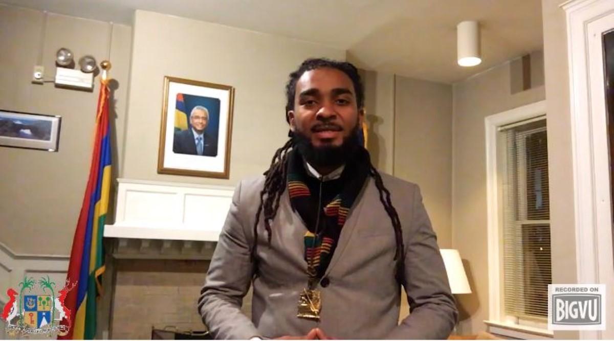 [Vidéo] Ambassade de Washington DC : Giovanni Merle envoie un message à Pravind Jugnauth