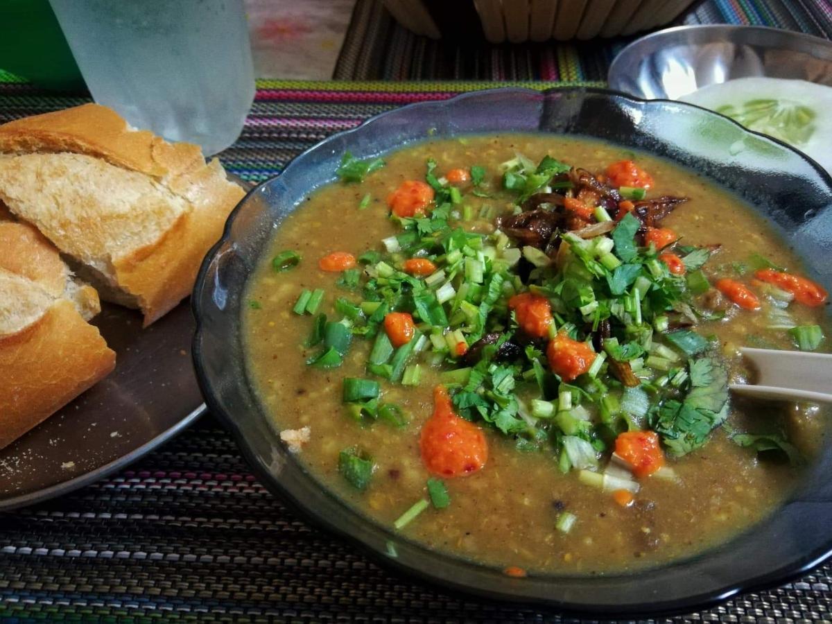 La recette de Amrita Soomaroo : Soupe Halim