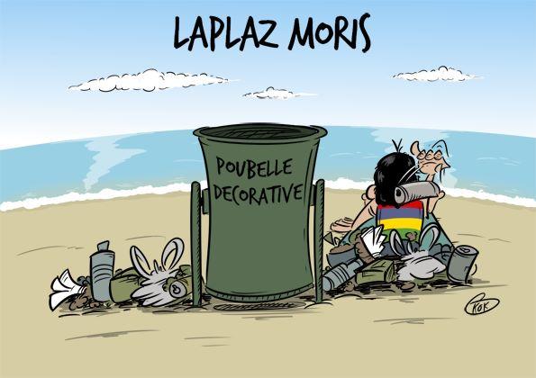 [KOK] Le dessin du jour : Laplaz Moris