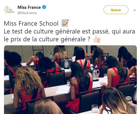 Miss France 2019: Le test de culture générale