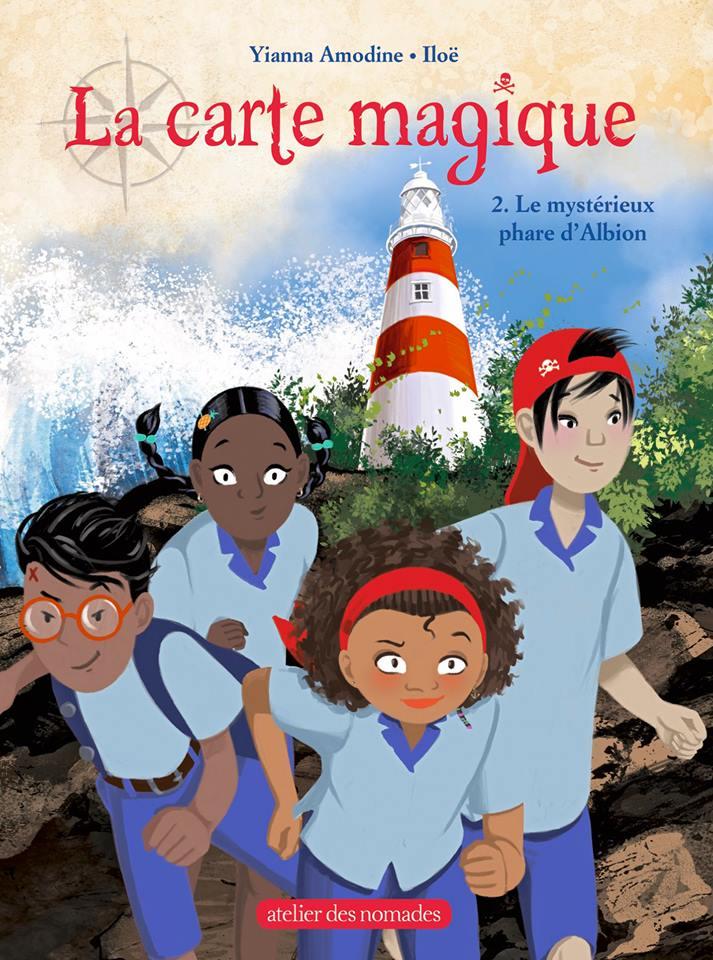 IFM : Lancement de livres jeunesse 'La carte magique'