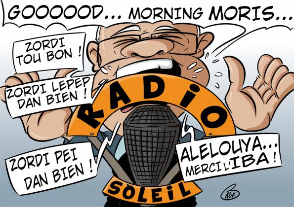 [KOK] Le dessin du jour : Radio Soleil