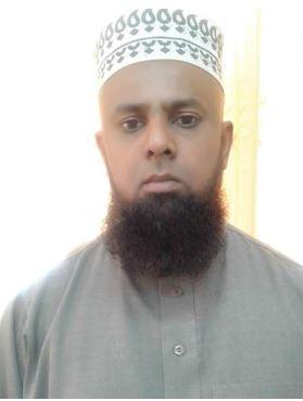 Le maulana Shamim Khodadin