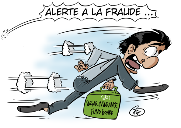 [KOK] Le dessin du jour : Alerte à la fraude !