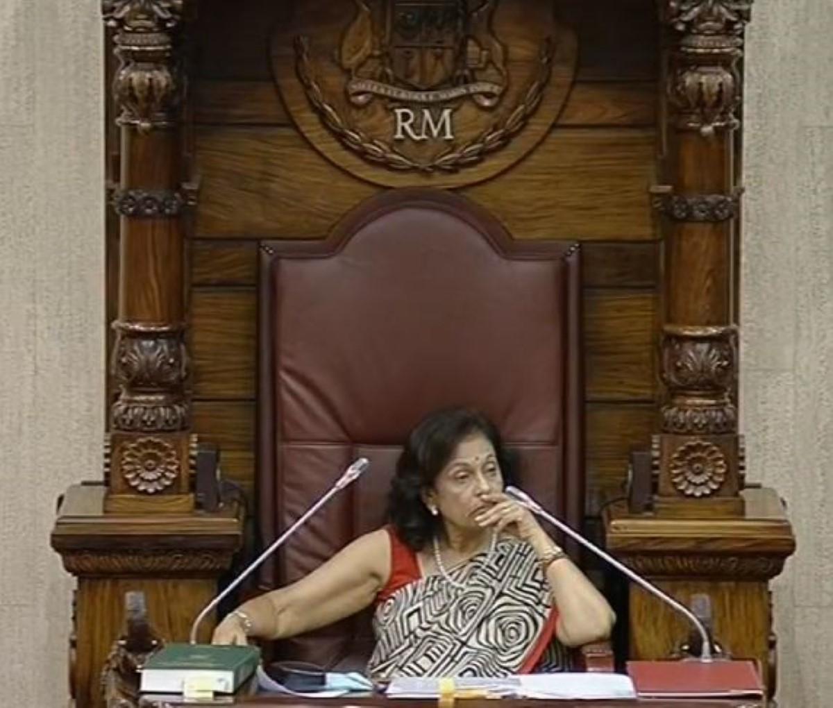 Affaire Tarolah : La Speaker ne peut entretenir la motion du député Uteem