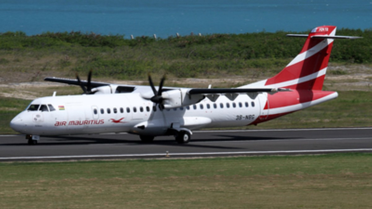 Rodrigues : Un avion d'Air Mauritius fait demi-tour en plein vol !