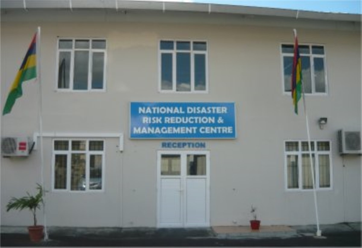 Communiqué of the National Disaster Risk Reduction and Management Centre