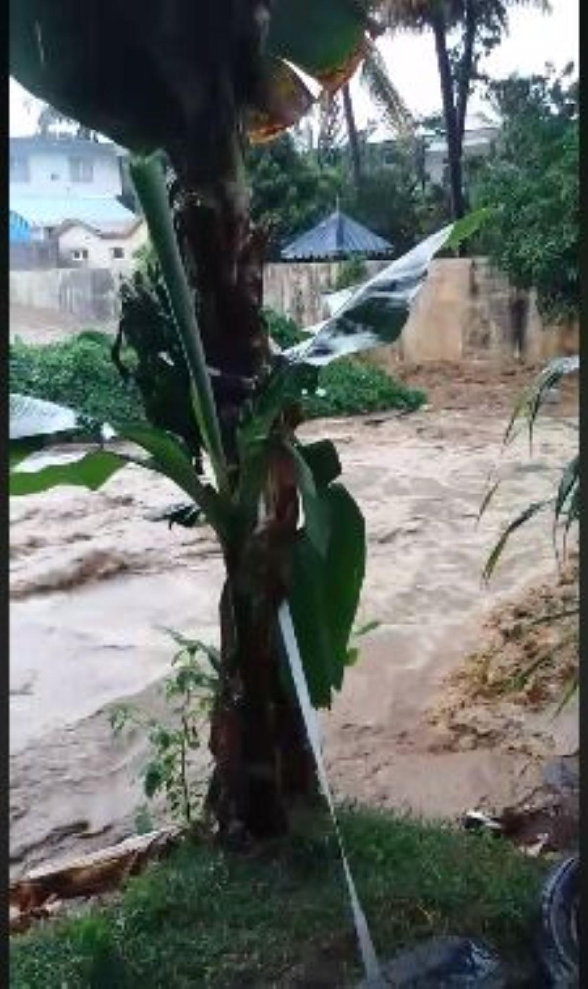 [Vidéo] Etat d'urgence à Pamplemousses