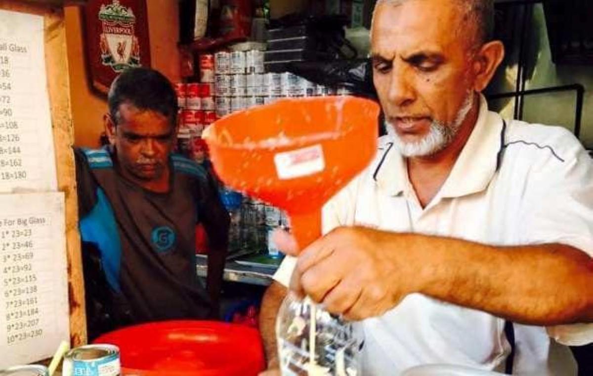Bhai Raffick, le marchand d'alouda à la Rue Desforges est décédé