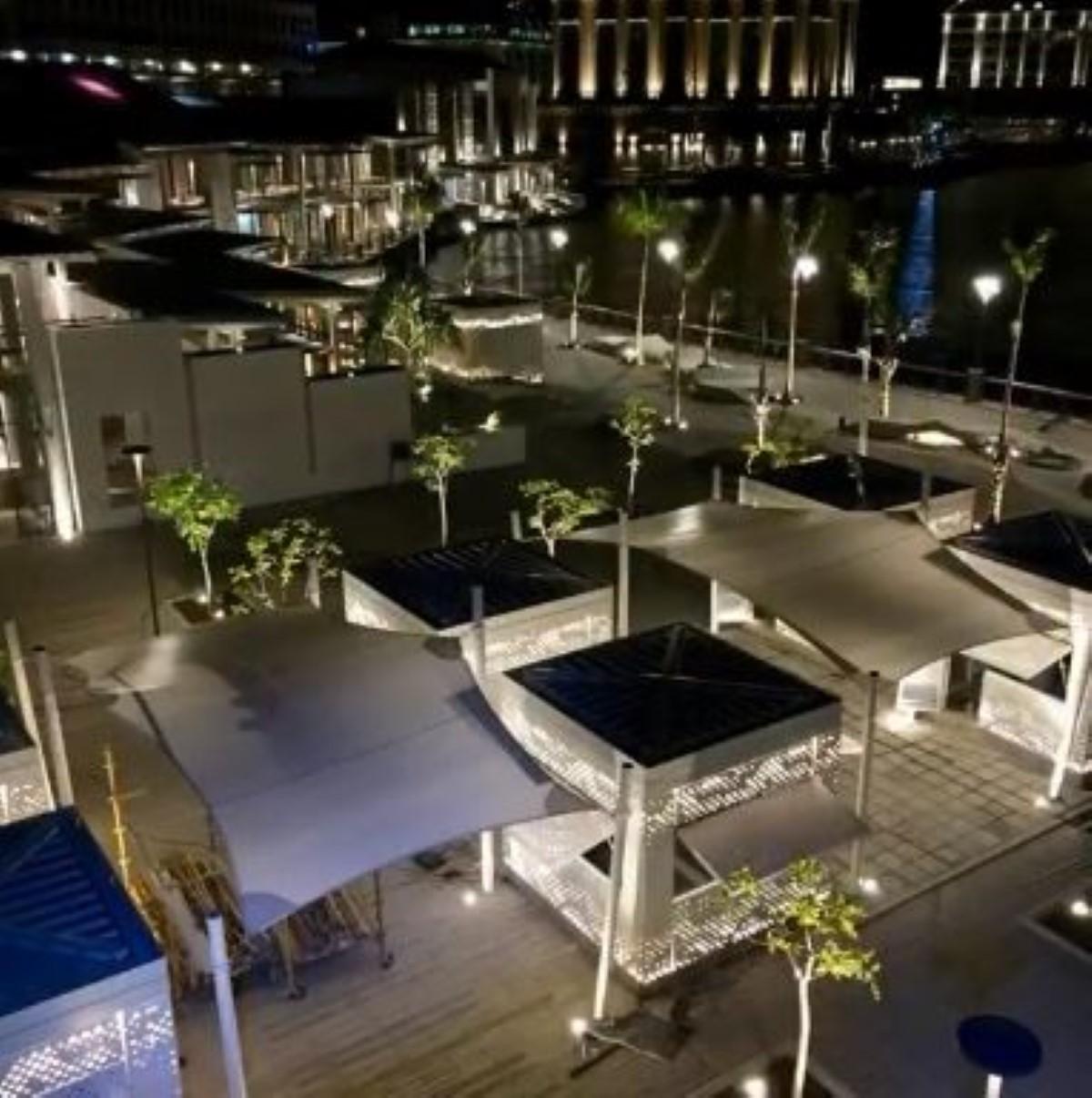 Le Port-Louis Waterfront s'est offert un relooking