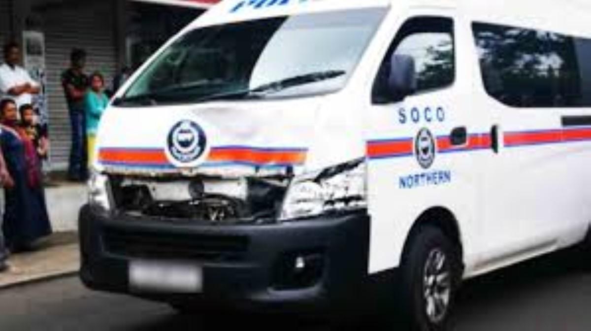 Percutés par un véhicule de police, le fils perd la vie après sa mère