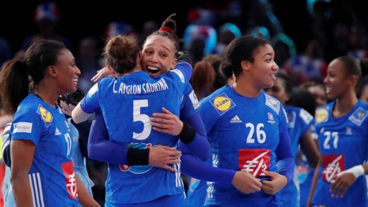 Handball : La France sacrée championne d'Europe après leur victoire face à la Russie (24-21)