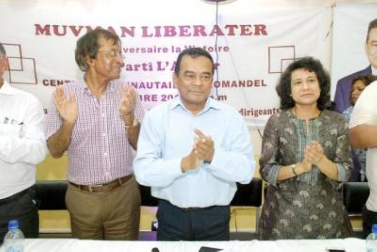 Vijaya Sumputh fait encore parler d'elle...cette fois-ci pour une contravention !