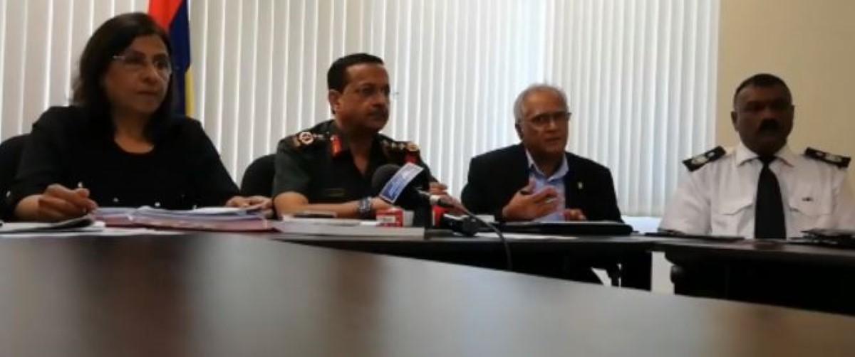 Cilida : Maurice passera en alerte 1 cet après-midi