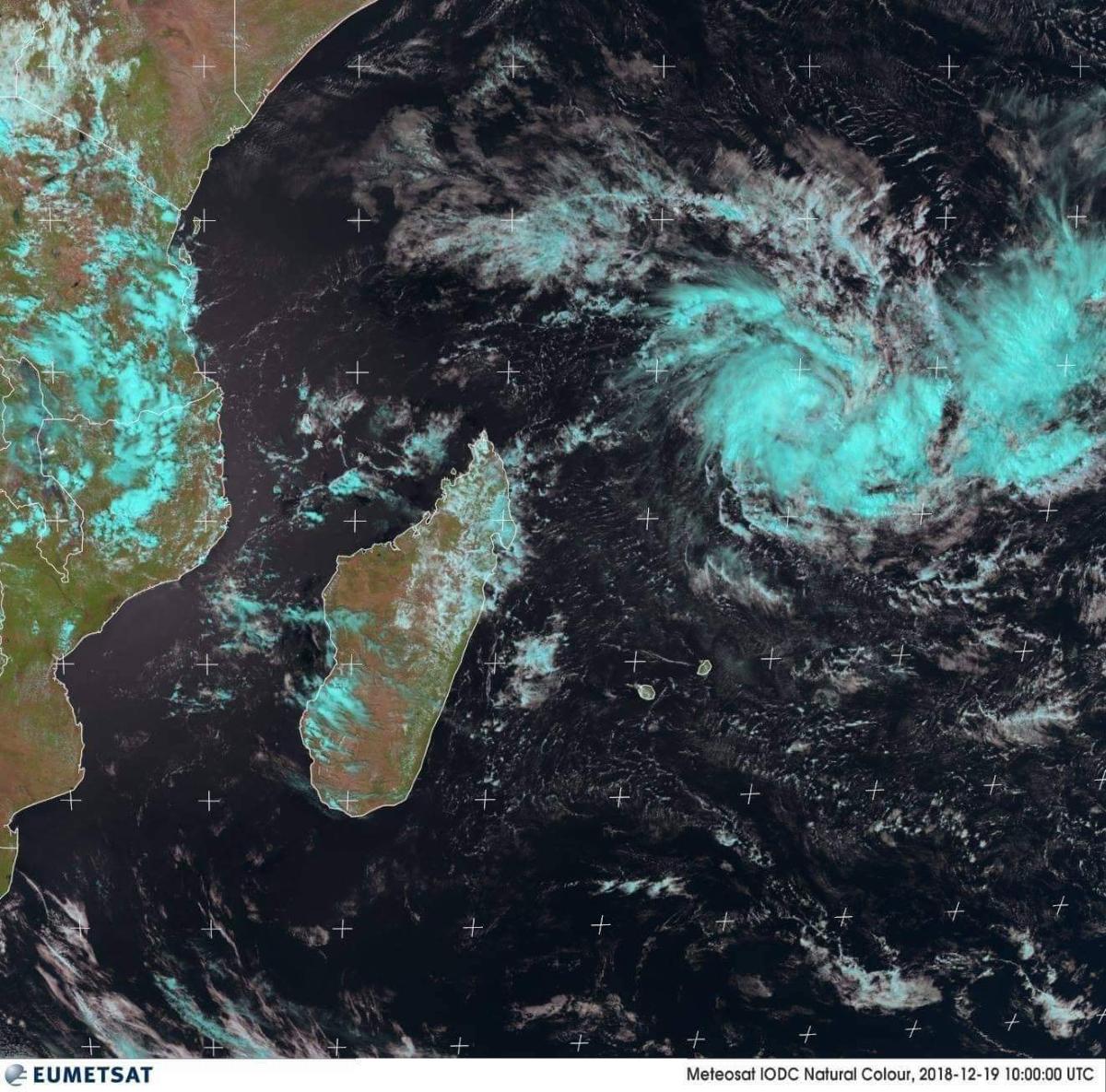 CILIDIA : Maurice est en alerte 1 depuis 16 h ce jeudi
