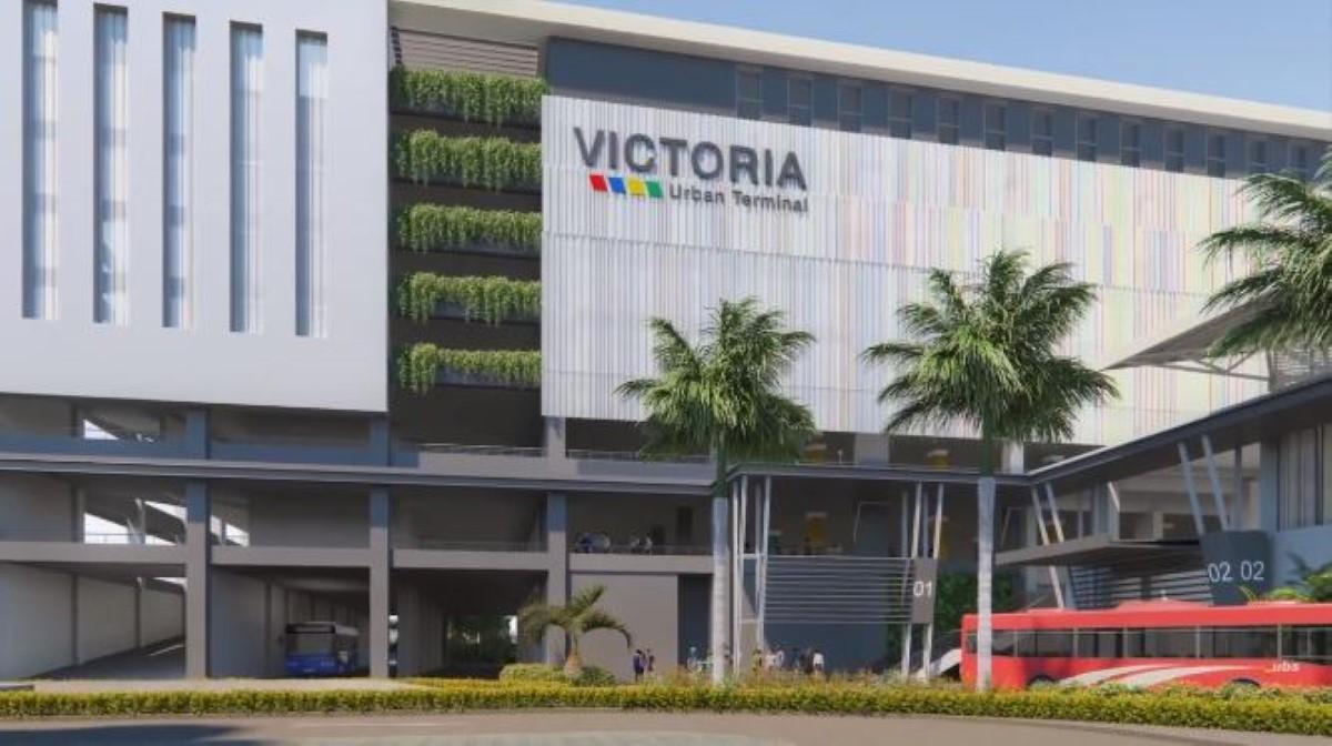 [Vidéo] Le terminal Victoria à Port-Louis - Architects Studio