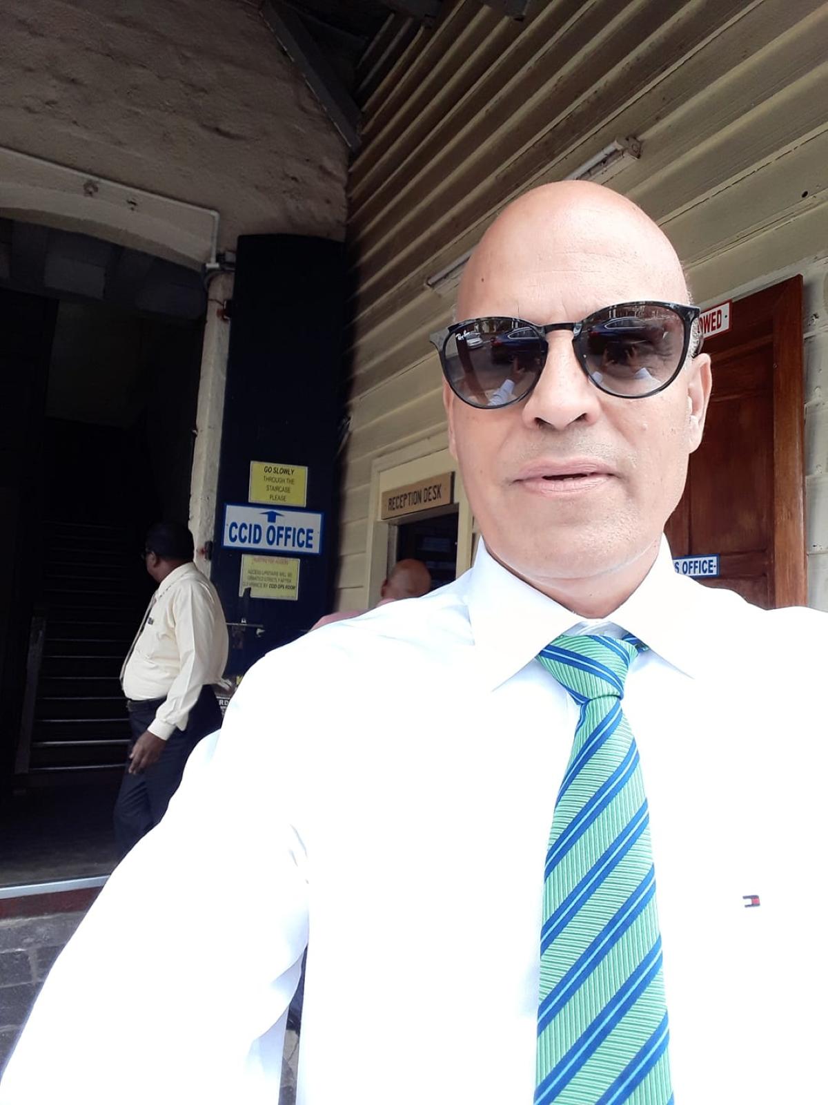 L'ex-journaliste Harish Chundunsing convoqué à la Cybercrime Unit