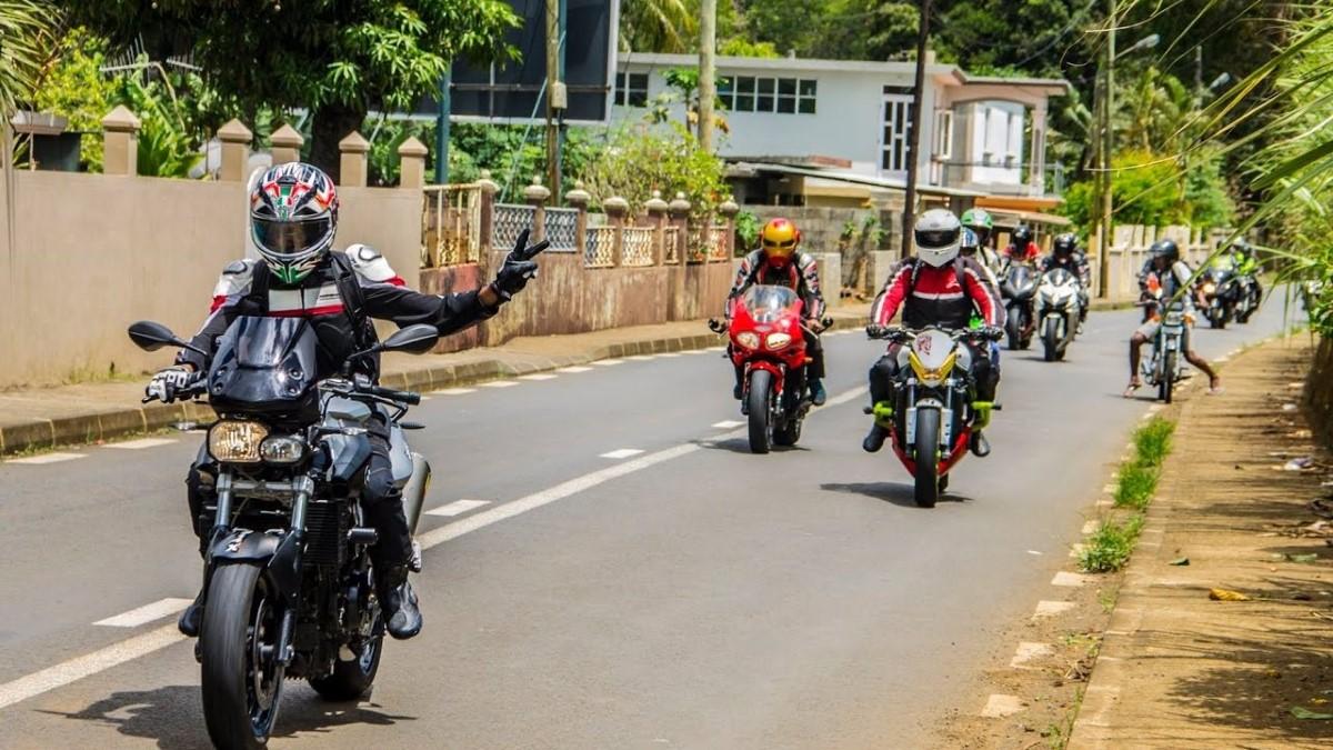La balade annuelle des motards mauriciens a lieu ce dimanche