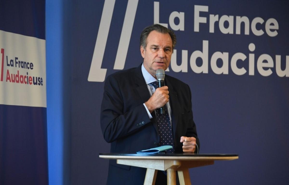 Renaud Muselier est président de la région Paca — Lionel Urman/SIPA