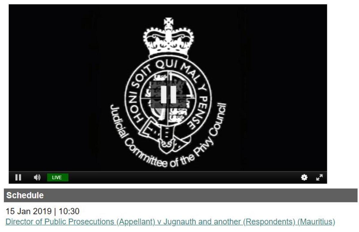 En direct de Londres : L'affaire Medpoint au Privy Council