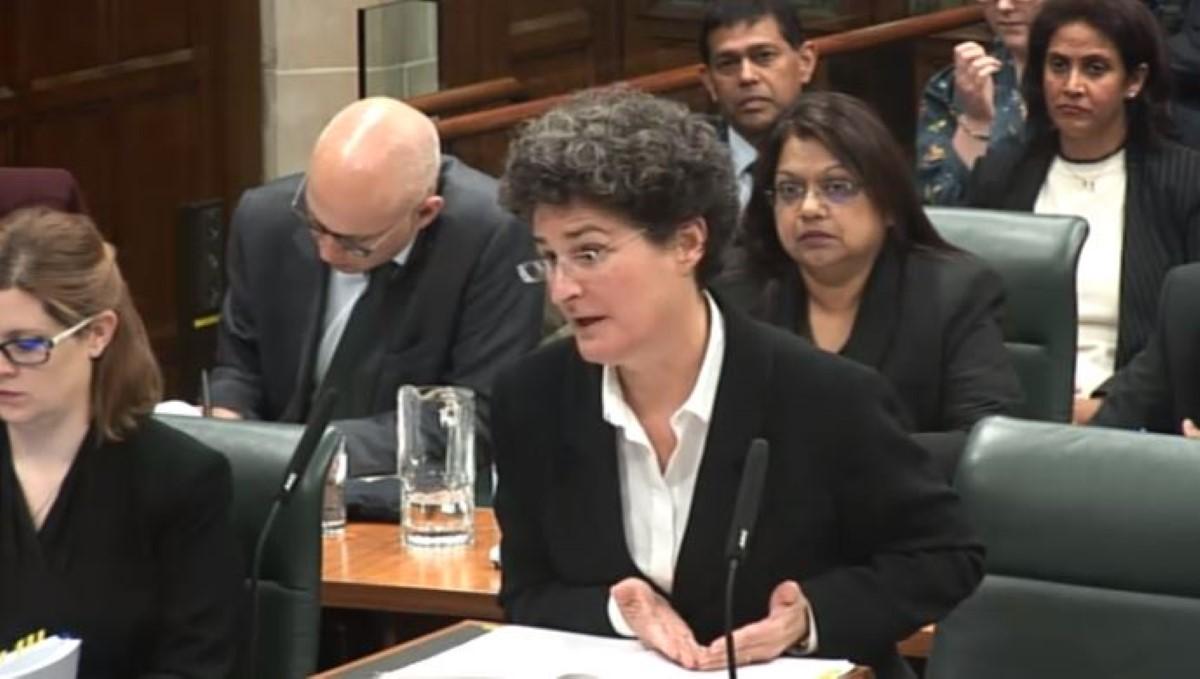 Me Clare Montgomery : « La compagnie n'avait que faire de la provenance des fonds »
