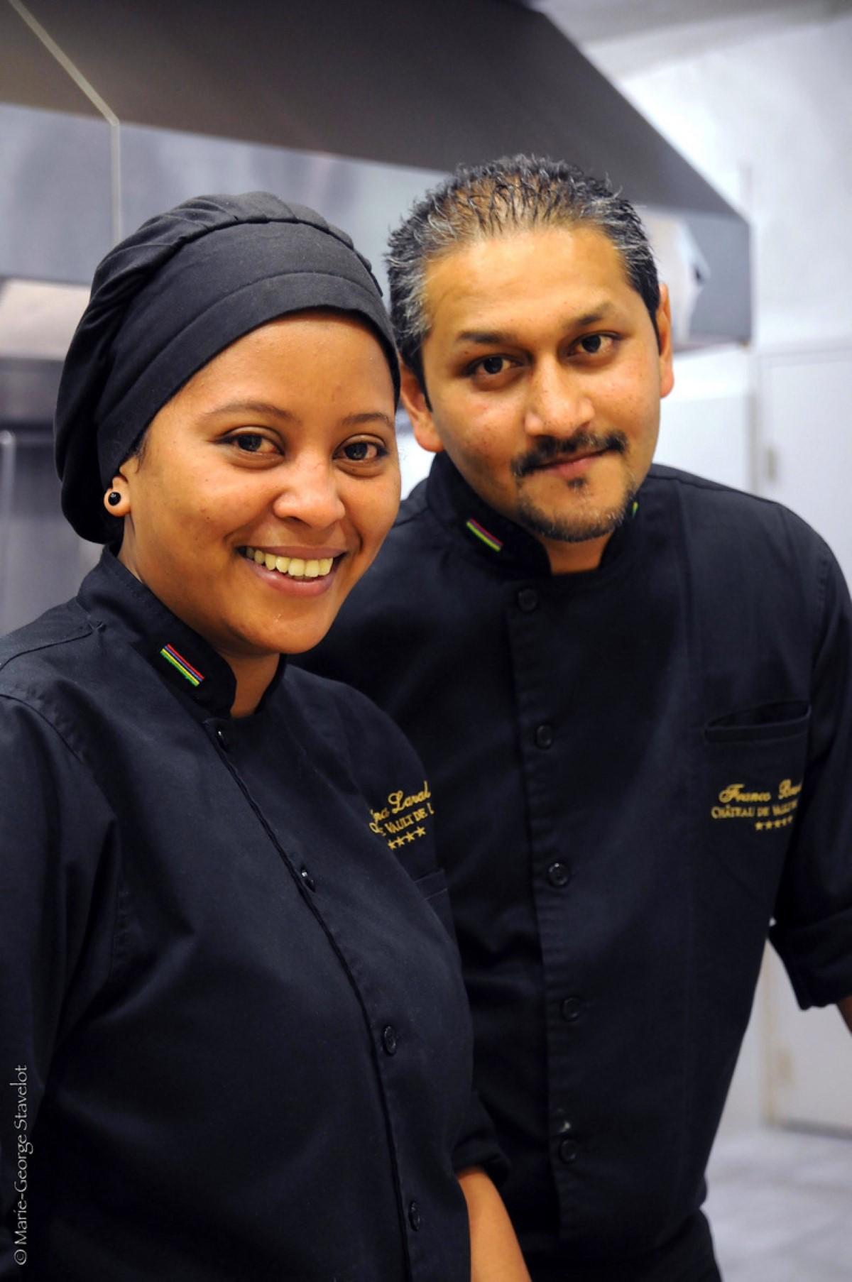 Le Mauricien Franco Bowanee, Chef Etoilé du Guide Michelin France 2019