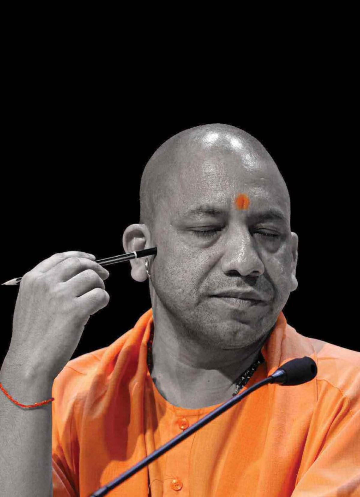 """[La Mauricienne] """"Yogi"""" Adityanath, un prêtre extrémiste et islamophobe à la tête du plus grand Etat de l'Inde"""