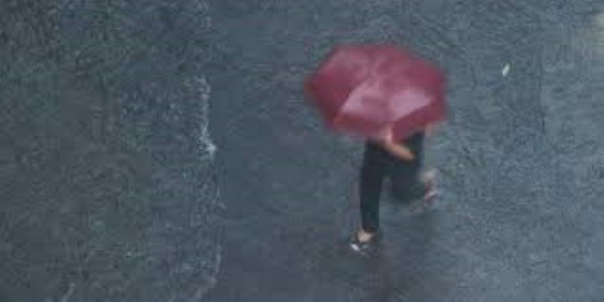 Avis de fortes pluies de nouveau en vigueur à Maurice ce matin !