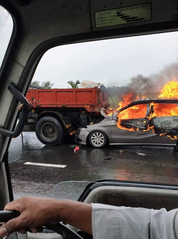 Accident à Nouvelle France : La victime identifiée