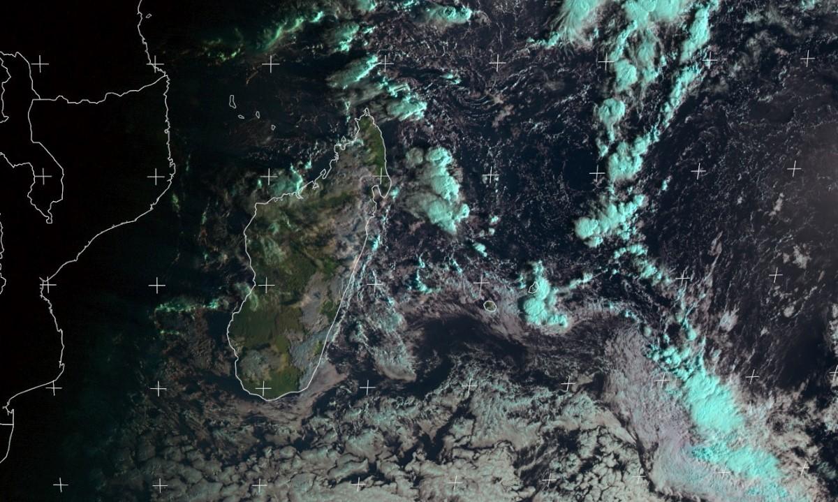389 mm de pluie à Plaisance en 24 heures