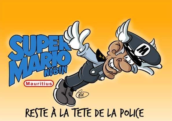 [KOK] Le dessin du jour : Super Mario Nobin