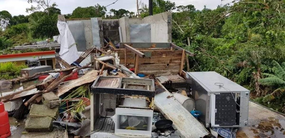[Vidéo] Une mini tornade provoque des dégâts dans le village de Sébastopol