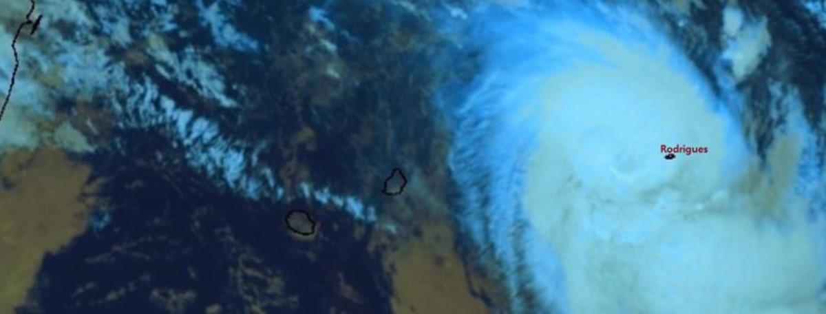 GELENA : Rodrigues passe en alerte 4