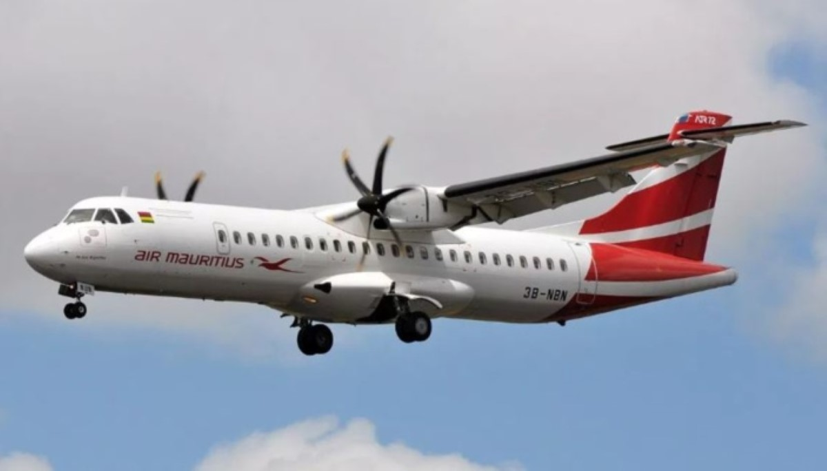[Rodrigues] : Les opérations de vol de Air Mauritius ont repris à l'aéroport Plaine Corail