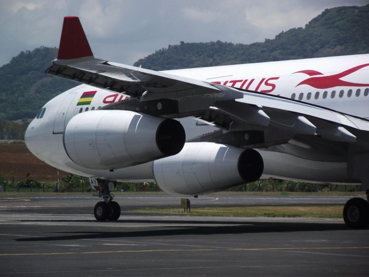 [Vidéo] Un atterrissage raté d'un Airbus A330 d'Air Mauritius fait le buzz