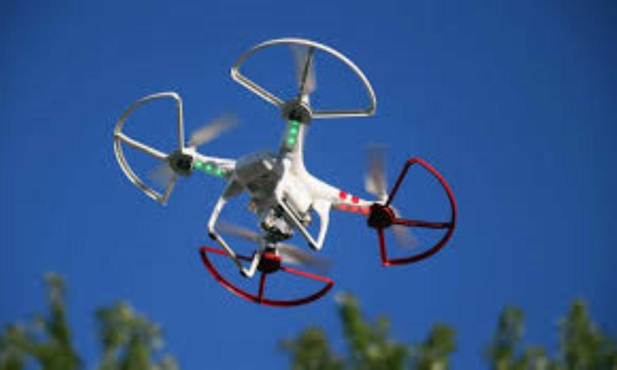 Maha Shivaratri : Amende de Rs 10 000 pour un survol par drone