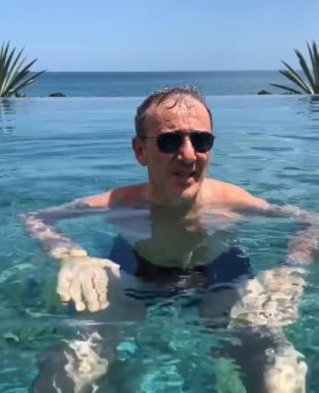 [Vidéo] Elie Semoun s'éclate à l'île Maurice !