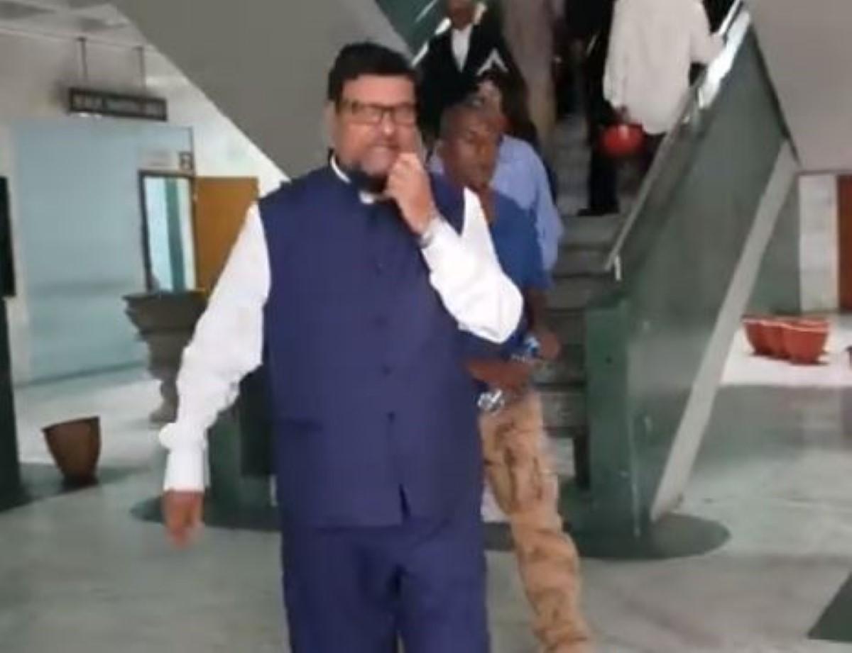 Showkutally Soodhun se défend d'avoir tenu des propos à relent communal