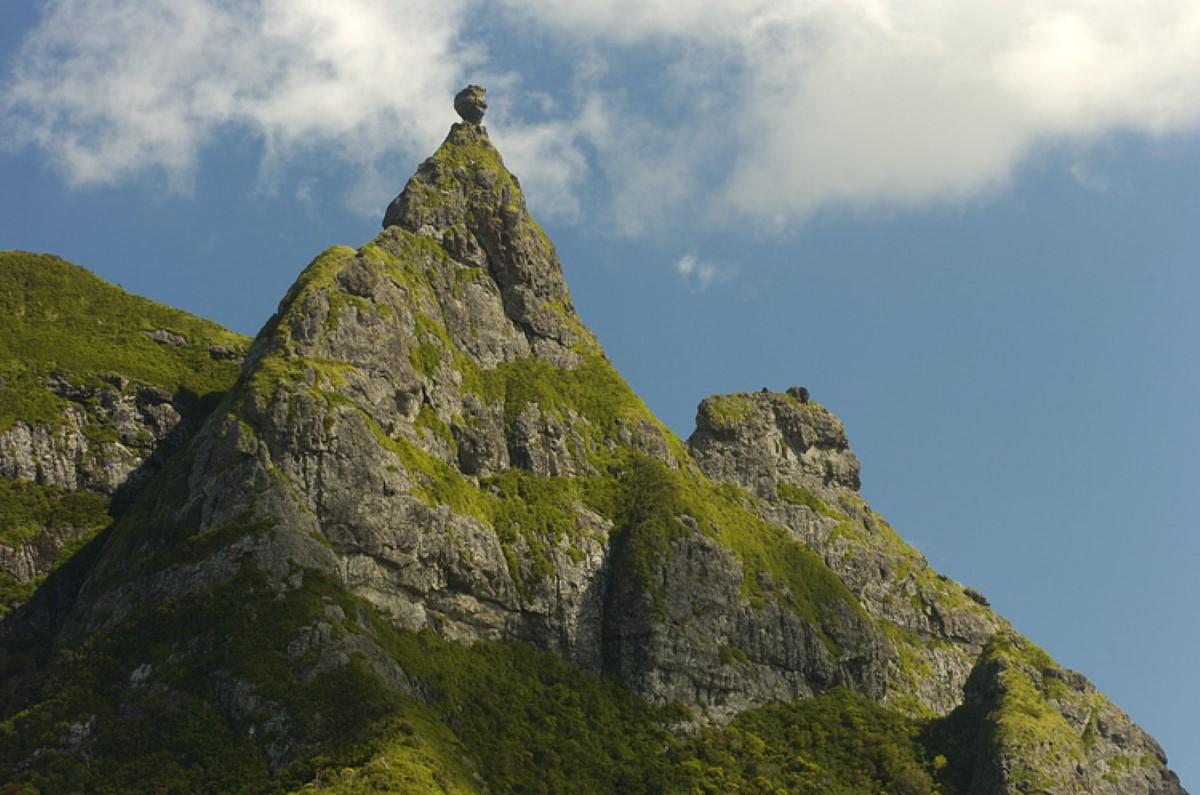 Opération de sauvetage sur la montagne Pieter Both hier