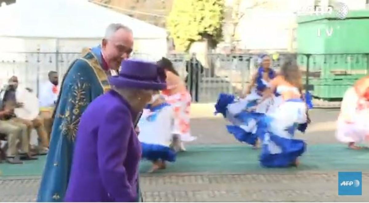 [Vidéo] Westminster Abbey : L'arrivée de la famille Royale au son du séga mauricien
