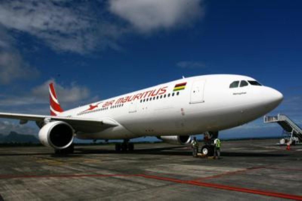 Le Chamarel de Air Mauritius ne volera plus