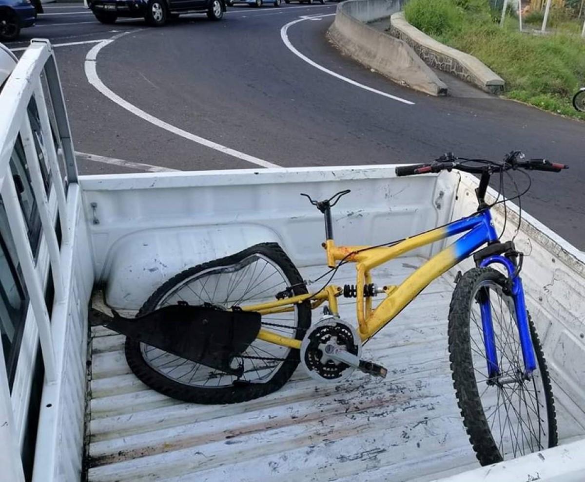 Camp-Chapelon : Mortellement fauché à vélo