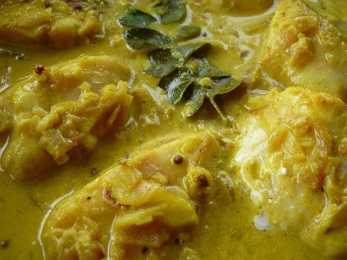 La recette d'Emmanuelle : Poisson au Curry
