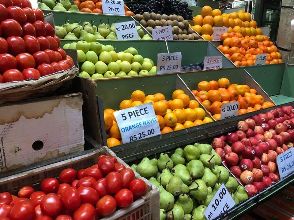 Inauguration du marché à Quartier-militaire au coût de Rs 18 millions